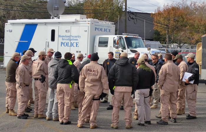 Policía Locales Están Entrenandose Para Hacer Cumplir las Leyes de Inmigración
