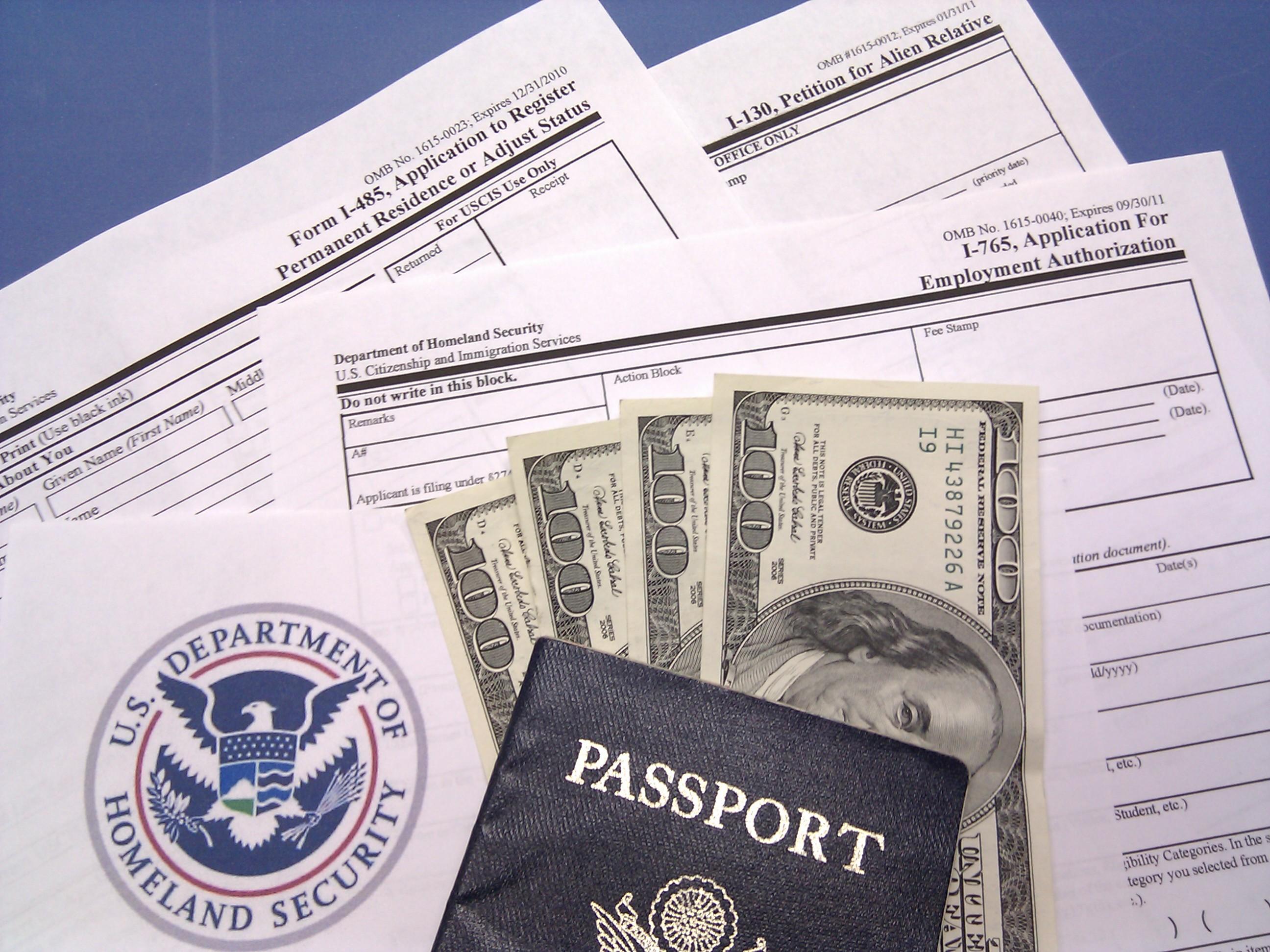 El Servicio de Ciudadanía e Inmigración de Estados Unidos (USCIS) Publica Propuesta Para Aumentar Las Cuotas Para Beneficios De Inmigración